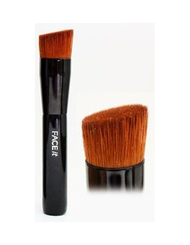 "THE FACE SHOP Pinceau BB crèmes et fonds de teint  ""Face it circle face brush"""