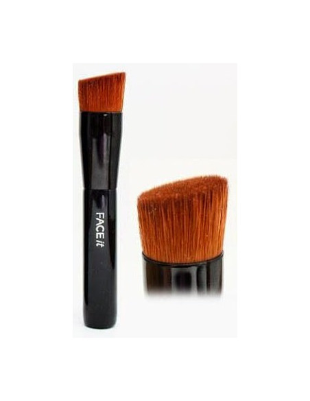 THE FACE SHOP Pinceau Maquillage Circulaire Magic Touch Face It Circle Face Brush