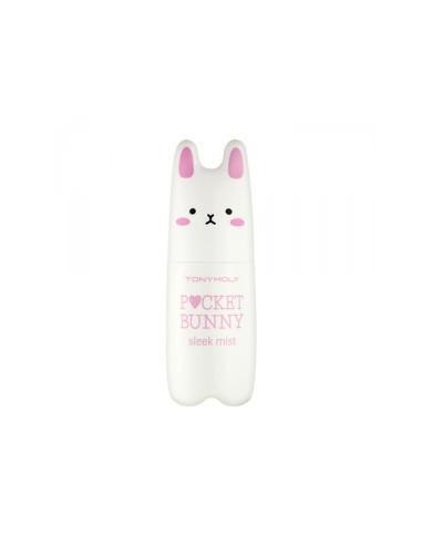 TONYMOLY Brume Régulatrice de Voyage Pocket Bunny Sleek Mist 60ml