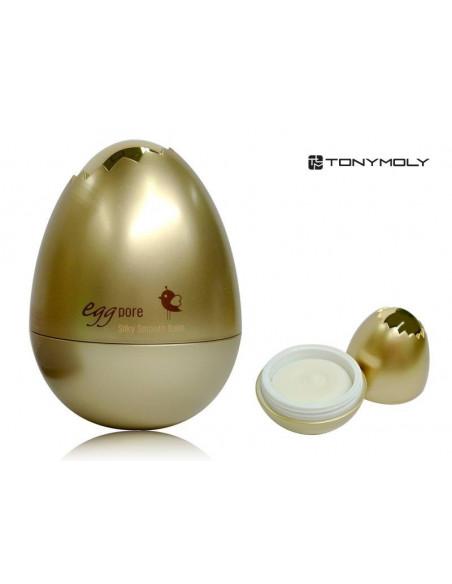 TONYMOLY Base de teint lissante matifiante Eggpore Silky Smooth Balm