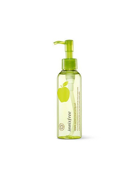 INNISFREE Huile Démaquillante Purifiante Apple Juice Cleansing Oil 150ml