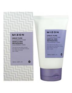 MIZON Nettoyant démaquillant Great Pure Cleansing foam 120 ml
