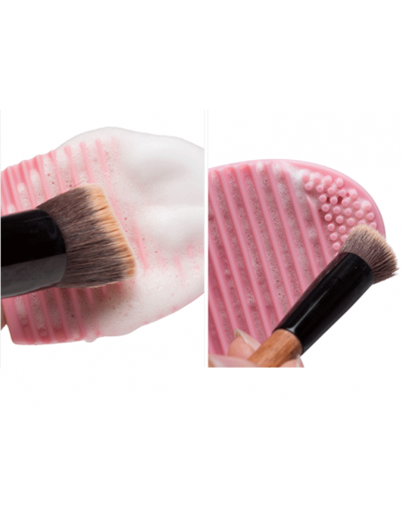 APIEU Brosse Nettoyante pour Pinceaux Perfect Brush Washboard