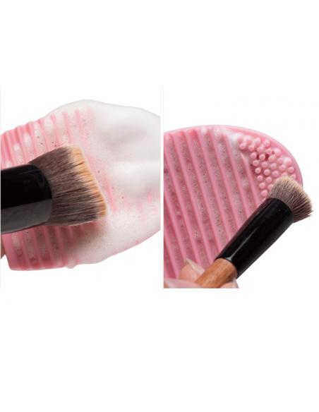 APIEU Brosse Nettoyante pour Pinceaux Perfect Brush Washboard