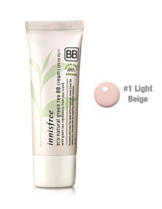 INNISFREE Eco Natural Green Tea BB Cream SPF29PA++ 40ml 01 Light Beige