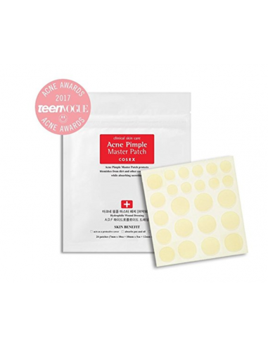 COSRX Patchs anti-imperfections Acne Pimple Master Patch
