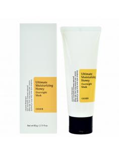 COSRX Masque de nuit miel et propolis ultimate moisturizing honey overnight