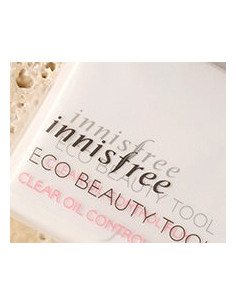 INNISFREE ECO BEAUTY TOOL CLEAR CONTROL FILM 50 feuilles