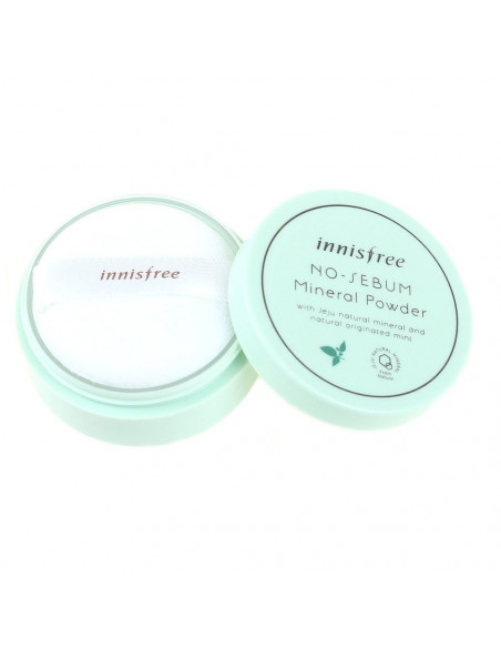 INNISFREE Poudre anti-brillance No Sebum Mineral Powder 5g
