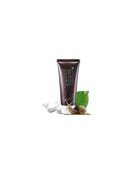 MIZON Crème Nettoyante Visage Réparatrice Mucus Escargot Snail Repairing Foam Cleanser 60ml