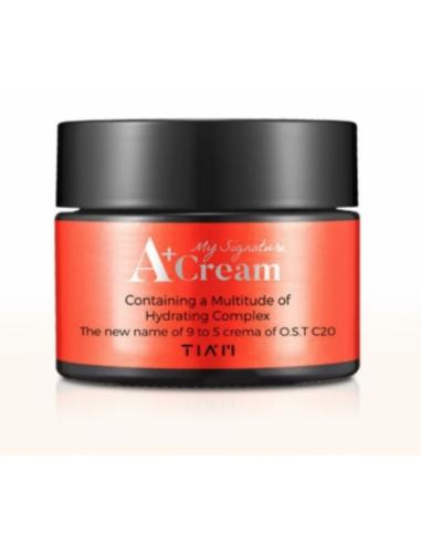 TIA'M A+Cream [OST Vitamin Sleep 9to5 Crema] Crème Soin Transformateur de peau Vitamine C 50ml