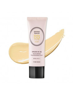 ETUDE HOUSE PRECIOUS MINERAL BEAUTIFYING BLOCK CREAM MOIST SPF50+/PA+++ Cream Beige