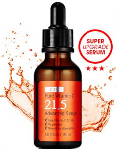 BY WISHTREND C21.5 Serum Eclat Anti-âge Anti-tâches Anti-imperfections