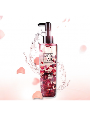 MEDI LAB Black Rose Blossom Deep Cleansing Oil 197ml