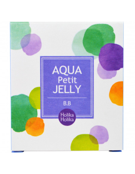 HOLIKA HOLIKA BB Crème Aqua Petit Jelly BB SPF20 PA++ 40ml 02 Aqua Neutral