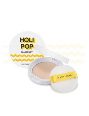 HOLIKA HOLIKA Poudre Protection Holi Pop Blur Pact 01 Light Beige