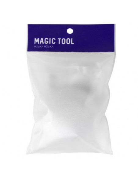 HOLIKA HOLIKA Eponge Konjac Magic Tool Jelly Cleansing Puff