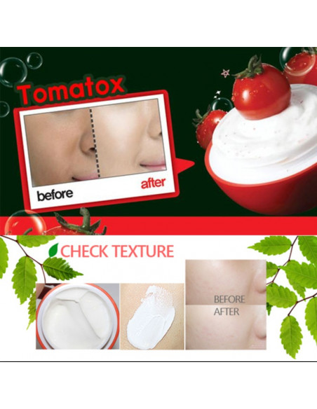 TONYMOLY TOMATOX Magic White Massage Pack Masque Clarifiant
