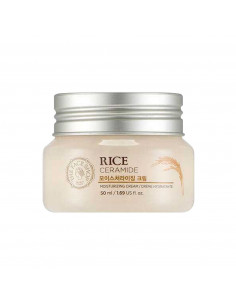 THE FACE SHOP RICE CERAMIDE Crème hydratante 50ml
