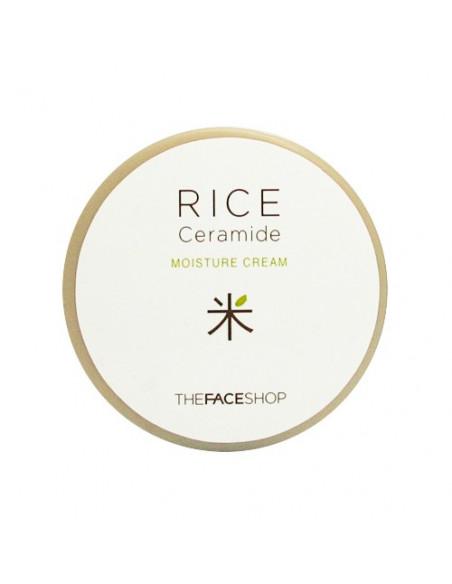 THE FACE SHOP Crème Hydratante Eclaircissante Rice Céramide 50ml