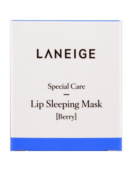LANEIGE Baume à Lèvres de Nuit Lip Sleeping Mask 20gBerry Mix Complex