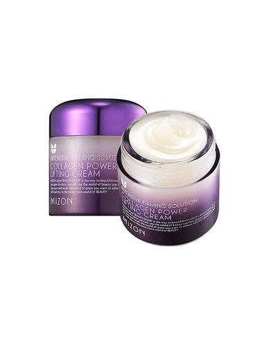 MIZON Crème Anti-rides Liftant au Collagène 75% Collagen Power Lifting Cream 70ml