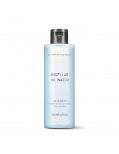 INNISFREE Eau Micellaire Nettoyante My Makeup Cleanser Micellar Oil Water200ml