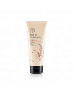 THE FACE SHOP Mousse Nettoyante Exfoliante au Riz Rice Water Bright 150ml