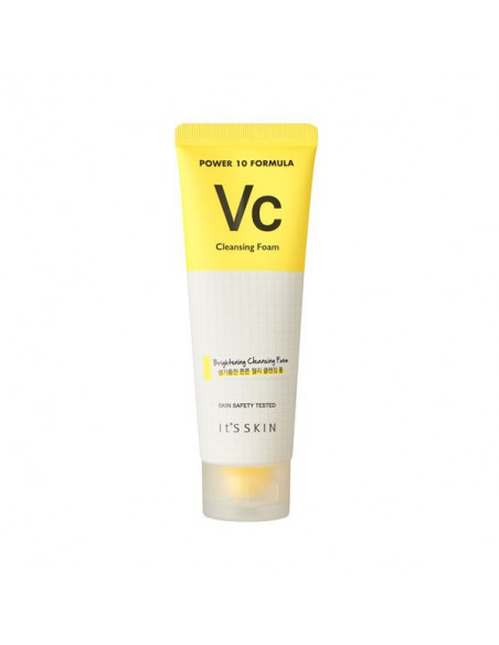 IT'S SKIN Nettoyant Visage Vitamine C Power 10 VC Face Cleansing Foam 120ml
