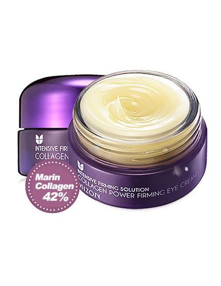 "Mizon Soin yeux anti-âge au collagène ""Collagen Power Firming Eye Cream » 20 ml"