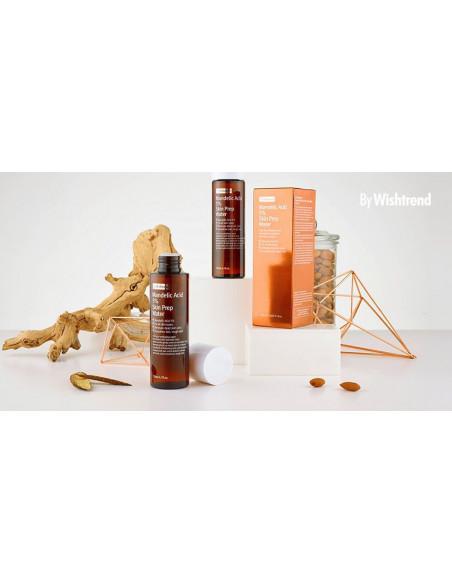 BY WISHTREND Lotion Visage Mandelic Acid 5% Skin Prep Water 120ml