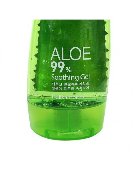 HOLIKA HOLIKA Gel Hydratant Apaisant ALOE 99% Soothing Gel Fresh 55ml