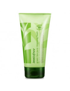 Innisfree Crème Nettoyante « Green tea pure cleansing foam » 150ml