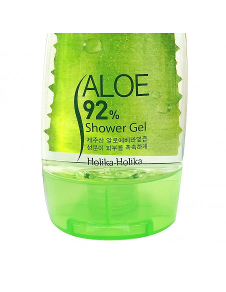 HOLIKA HOLIKA Gel douche Maxi Hydratant Aloe 92% Shower Gel 250ml