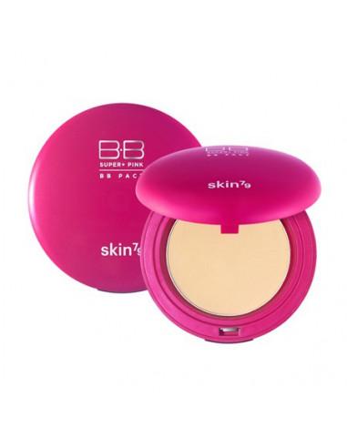 SKIN79 Poudre Matifiante Matting powder Super+ compact Pink BB Pact SPF 30 PA++ 15g