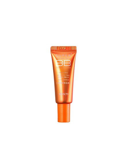 SKIN79 MINI BB cream Original Orange Super+ Triple Functions Beblesh Balm Cream 7g