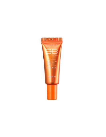 SKIN79 MINI BB cream Super+ Triple Functions Beblesh Balm Cream (Orange) - 7g