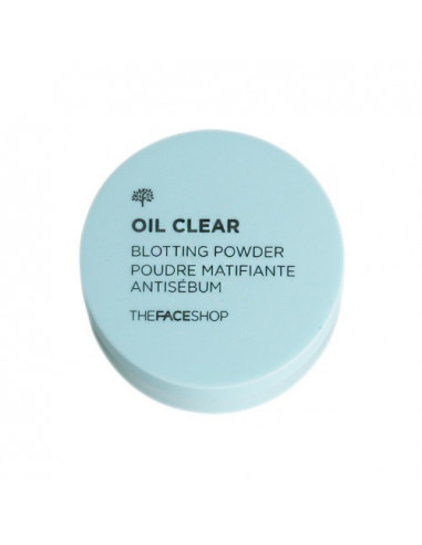 THE-FACE-SHOP-Poudre-Libre-Matifiante-Oil-clear-Blotting-Powder-6g