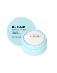 THE-FACE-SHOP-Poudre-Libre-Matifiante-Oil-clear-Blotting-Powder-6g