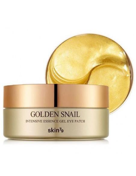 SKIN79 Patchs Contour des yeux Escargot Extract Gel Golden Snail Intensive x60