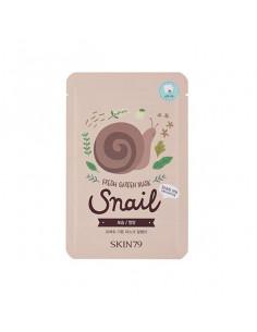SKIN79 Sheet mask Snail Slug Fresh Garden Mask Snail