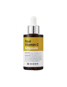 MIZON Sérum Révélateur Eclat Anti-âge Anti tâches Anti imperfections Real Vitamin C19 Ampoule 30ml