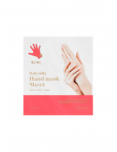 HOLIKA HOLIKA Masque Mains de Bébé Baby Silky Hand Mask Sheet 2x15ml