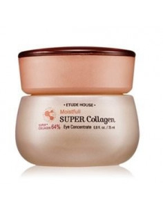 ETUDE HOUSE Soin Contour des Yeux Collagène Moistfull Super Collagen Eye Concentrate