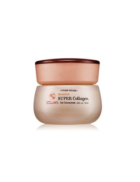 ETUDE HOUSE Crème Contour des Yeux Collagène Moistfull Super Collagen Eye Concentrate 25ml