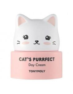 TONYMOLY Crème visage Hydratante Peau Soyeuse Cat's Purrfect Day Cream 50ml
