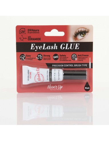 NOON'S UP Colle à Faux-cils aux Céramides Eyelash Glue Black 4ml Noir