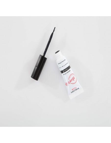 NOON'S UP Colle à Faux-cils aux Céramides Eyelash Glue Black 4ml Noir