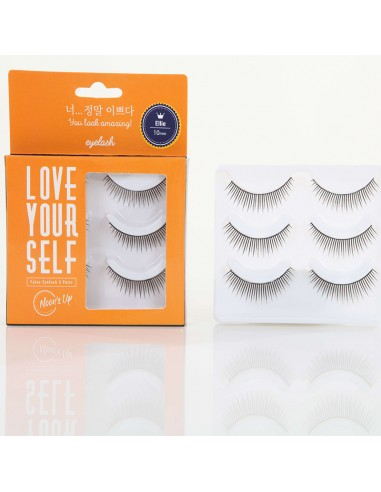 NOON'S UP Faux-cils Volume Naturel Eyelash 10mm Ellie