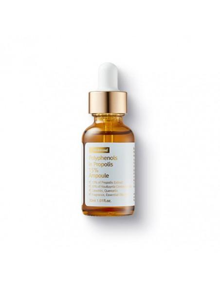 BY WISHTREND Sérum visage Antioxydant Polyphenol in Propolis 15% Ampoule 30ml